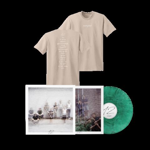 √12 (Ltd. Deluxe LP + Oxfam Shirts Herren) von AnnenMayKantereit - lp bundle jetzt im AnnenMayKantereit Shop
