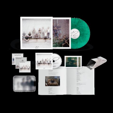 √12 (Ltd. Deluxe LP inkl. CD) von AnnenMayKantereit - LP jetzt im AnnenMayKantereit Shop