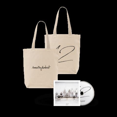 √12 (CD + Beutel) von AnnenMayKantereit - CD Bundle jetzt im AnnenMayKantereit Shop