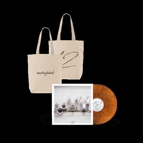 √12 (LP + Beutel) von AnnenMayKantereit - lp bundle jetzt im AnnenMayKantereit Shop