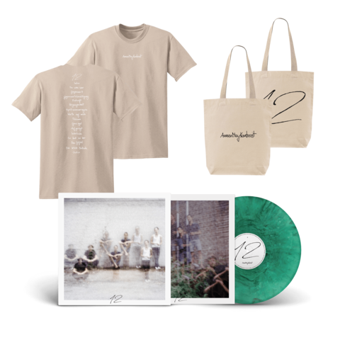 √12 (Ltd. Deluxe LP + Oxfam T-Shirt Damen + Beutel) von AnnenMayKantereit - lp bundle jetzt im AnnenMayKantereit Shop