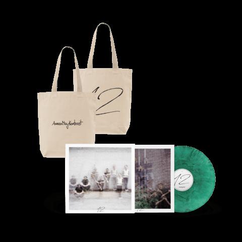 √12 (Ltd. Deluxe LP + Beutel) von AnnenMayKantereit - lp bundle jetzt im AnnenMayKantereit Shop